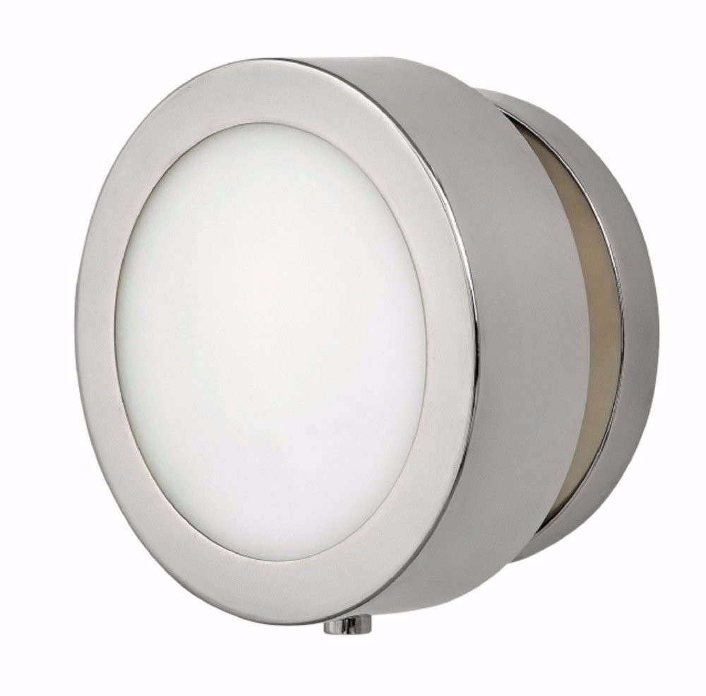 Hinkley Lighting Mercer: Hinkley Lighting 3650PN Sconce Mercer In Polished Nickel
