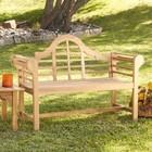 Holly & Martin CR6709 Teak Lutyens 4' Bench