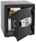 Honeywell 2115 Water Resistant Steel Fire & Security Safe