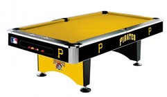 Imperial International 64-2030 Pittsburgh Pirates 8' Pool Table