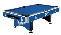 Imperial International 64-2026 Los Angeles Dodgers 8' Pool Table