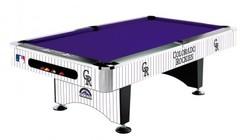 Imperial International 64-2023 Colorado Rockies 8' Pool Table