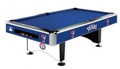 Imperial International 64-2020 Texas Rangers 8' Pool Table