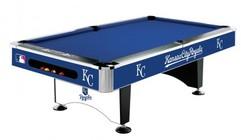 Imperial International 64-2016 Kansas City Royals 8' Pool Table
