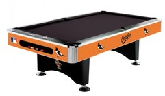 Imperial International 64-2014 Baltimore Orioles 8' Pool Table