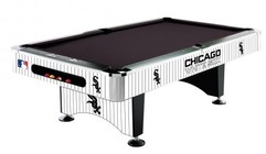 Imperial International 64-2006 Chicago White Sox 8' Pool Table