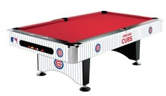 Imperial International 64-2005 Chicago Cubs 8' Pool Table