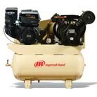 Ingersoll Rand 2475F14G 14 HP Kohler Engine Gas Drive Air Compressor
