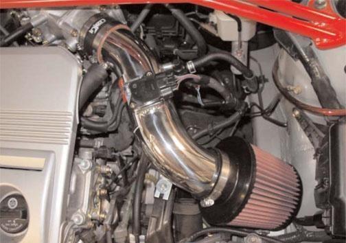 INJEN SHORT RAM INTAKE 97-01 CAMRY SOLARA V6 IS2030P