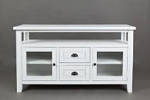 Jofran 1744-54 Artisan'S Craft Storage Console - Weathered White