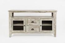 Jofran 1743-54 Artisan'S Craft Storage Console - Washed Grey