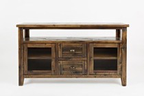 Jofran 1742-54 Artisan'S Craft Storage Console - Dakota Oak