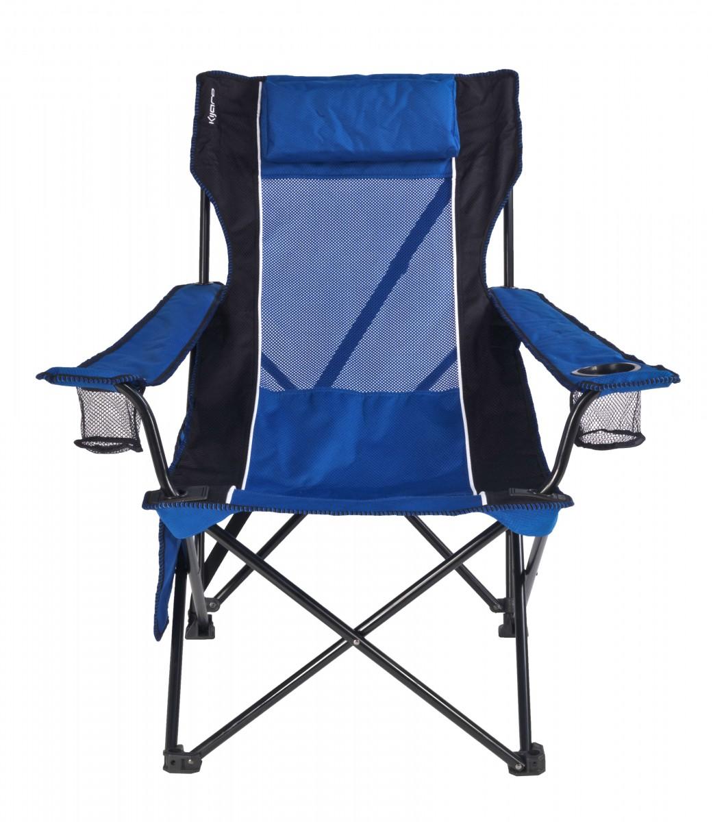 Kijaro Maldives Blue Sling Chair