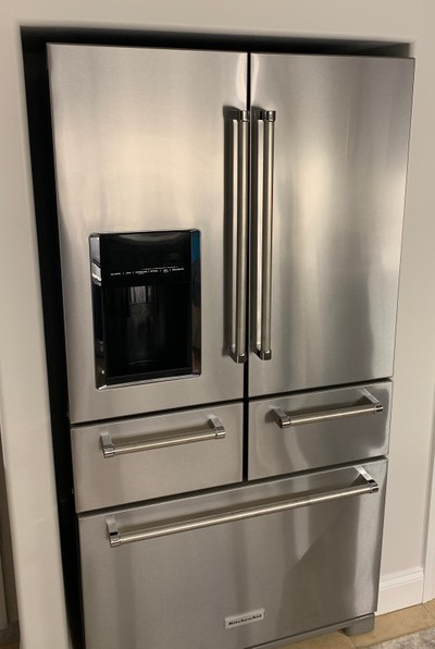 Kitchenaid Krmf706ess 36 Quot Ad Compliant Multi Door French