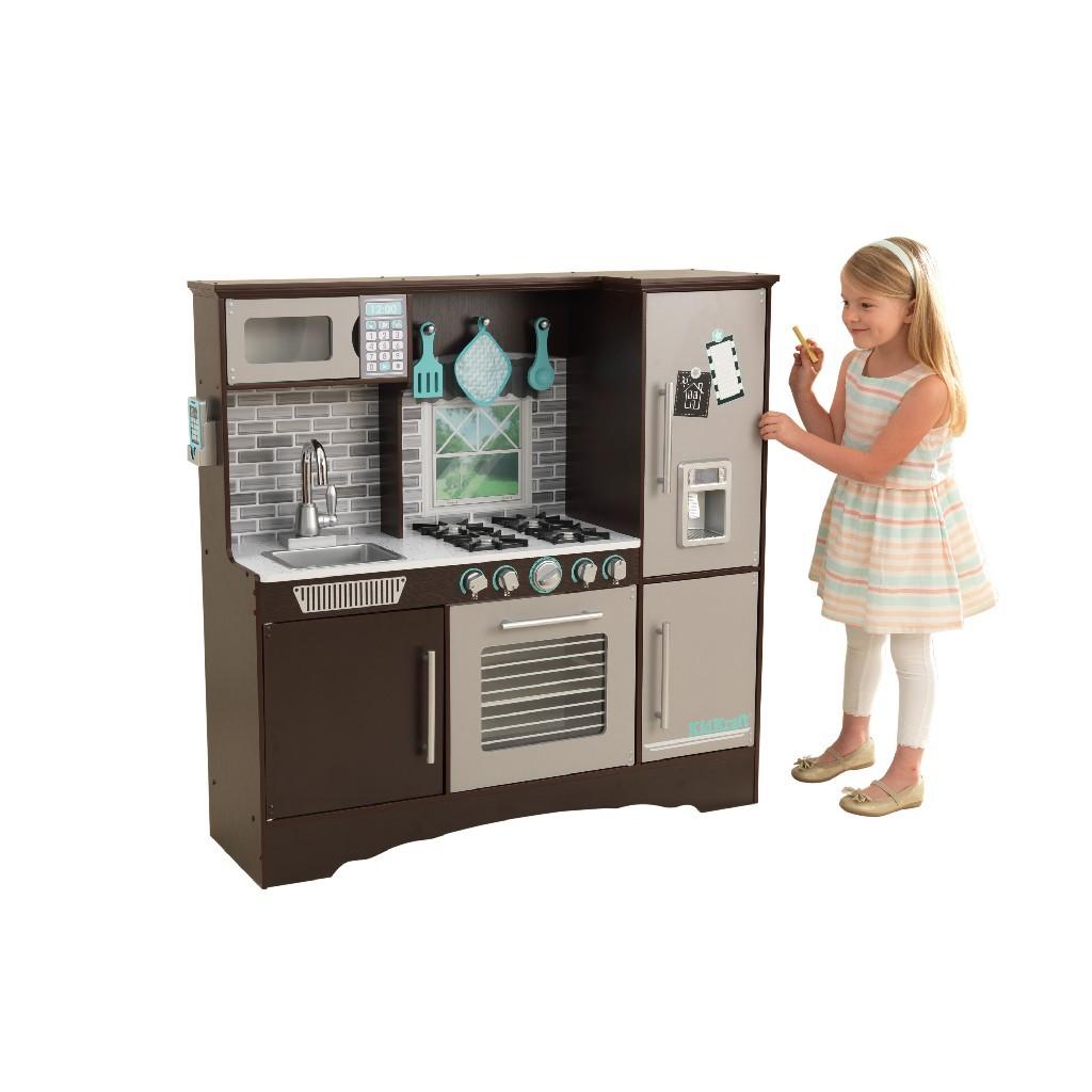 KidKraft Culinary Play Kitchen - Espresso - Kidkraft 53381