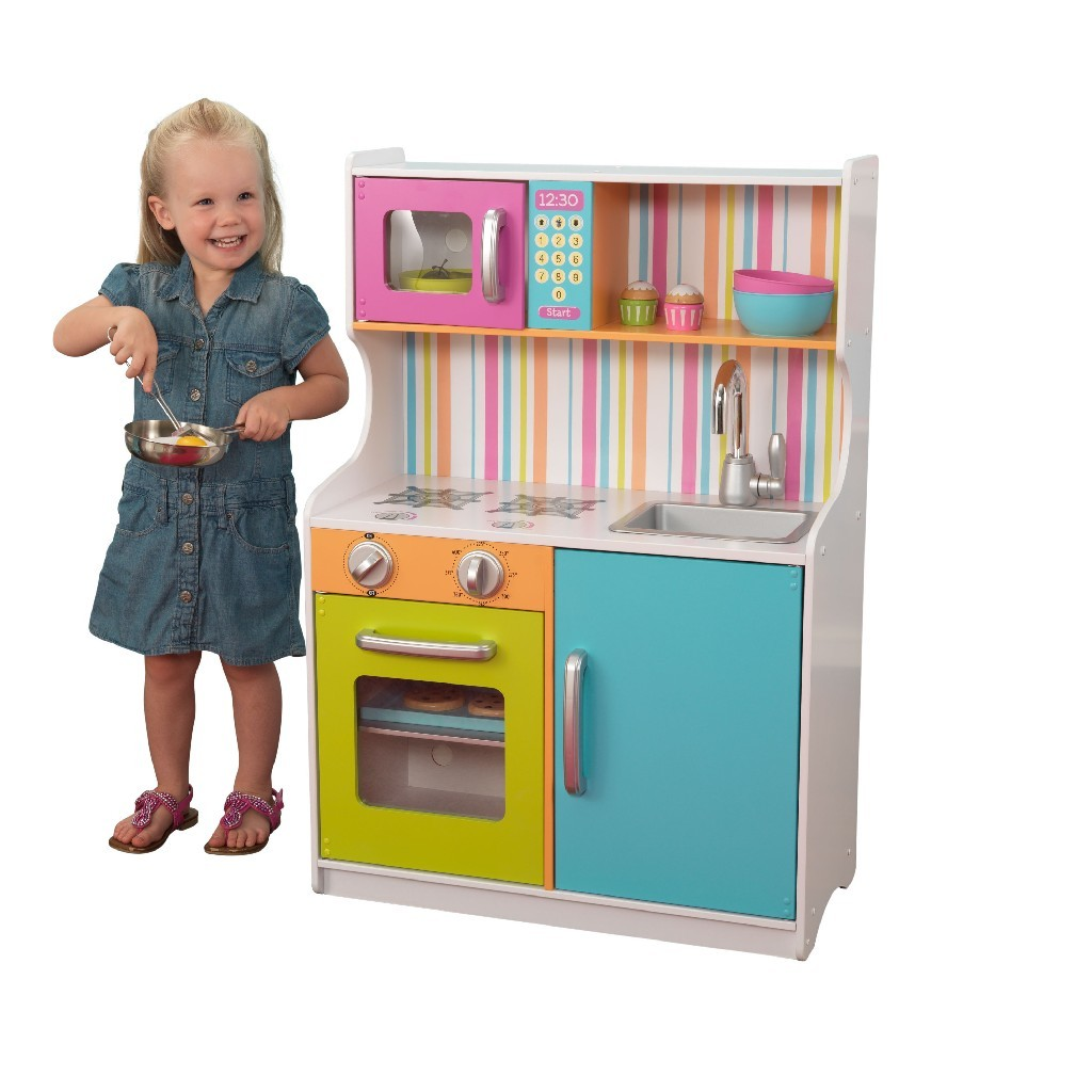 KidKraft Bright Toddler Play Kitchen - Kidkraft 53378