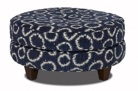 Pippa Collection K21500 Ottoc Hm 36 Ottoman With Round Cushion