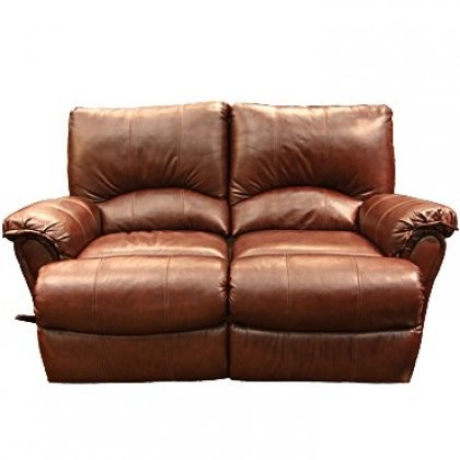 Lane Furniture 204 24 63/5163 40 Lane Alpine Double Rocking Reclining  Loveseat In Mahogany (Special Order Leather/Vinyl)