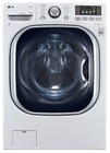 LG WM3997HWA Ventless 4.3 Cu. Ft. Capacity Steam Washer/Dryer Combination with TurboWash  TrueBalance Anti-Vibration System  Allergiene Cycle in White