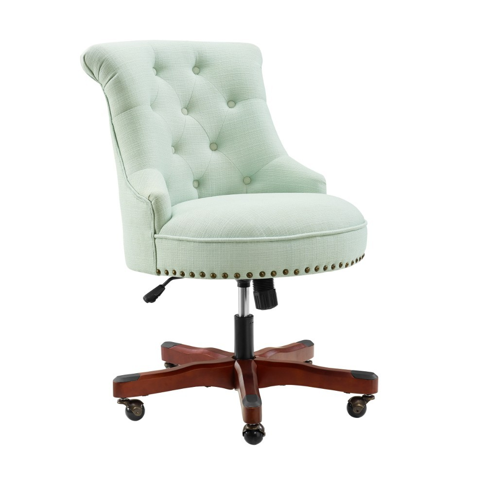 Home Decor Products Inc: Linon Home Decor Products Inc. Sinclair Mint Green Office