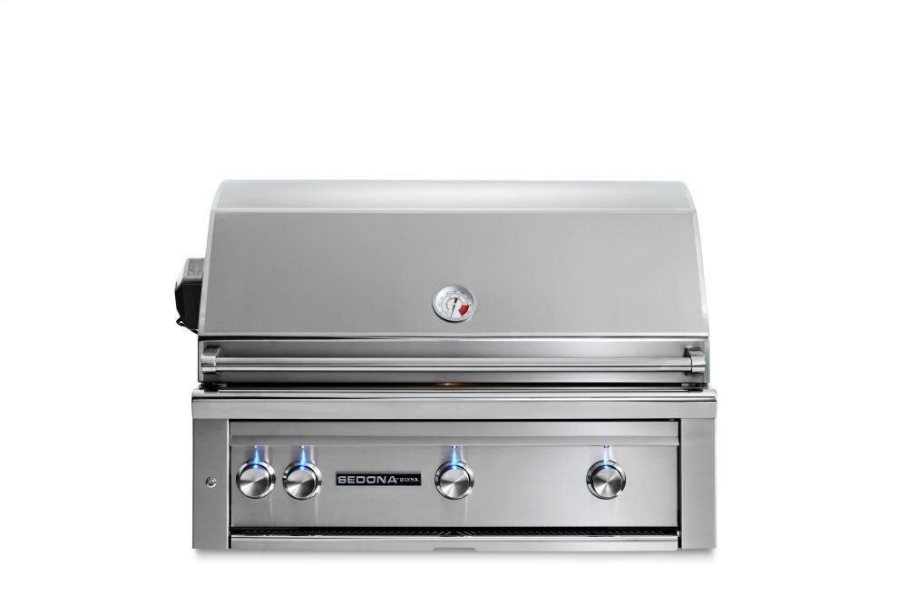 """Lynx L600PSRNG 36"""" Built-in Gas Grill"""