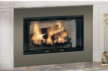 "Majestic BR42 Royalton Series 42"" Wood Burning Radiant Fireplace"