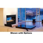 """Majestic Echelon 42"""" See-Thru Direct Vent Wide-View - WDVST500PTSCSB"""