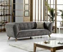 Incredible Edloe Finch Lexington Emerald Green Mid Century Modern Bralicious Painted Fabric Chair Ideas Braliciousco