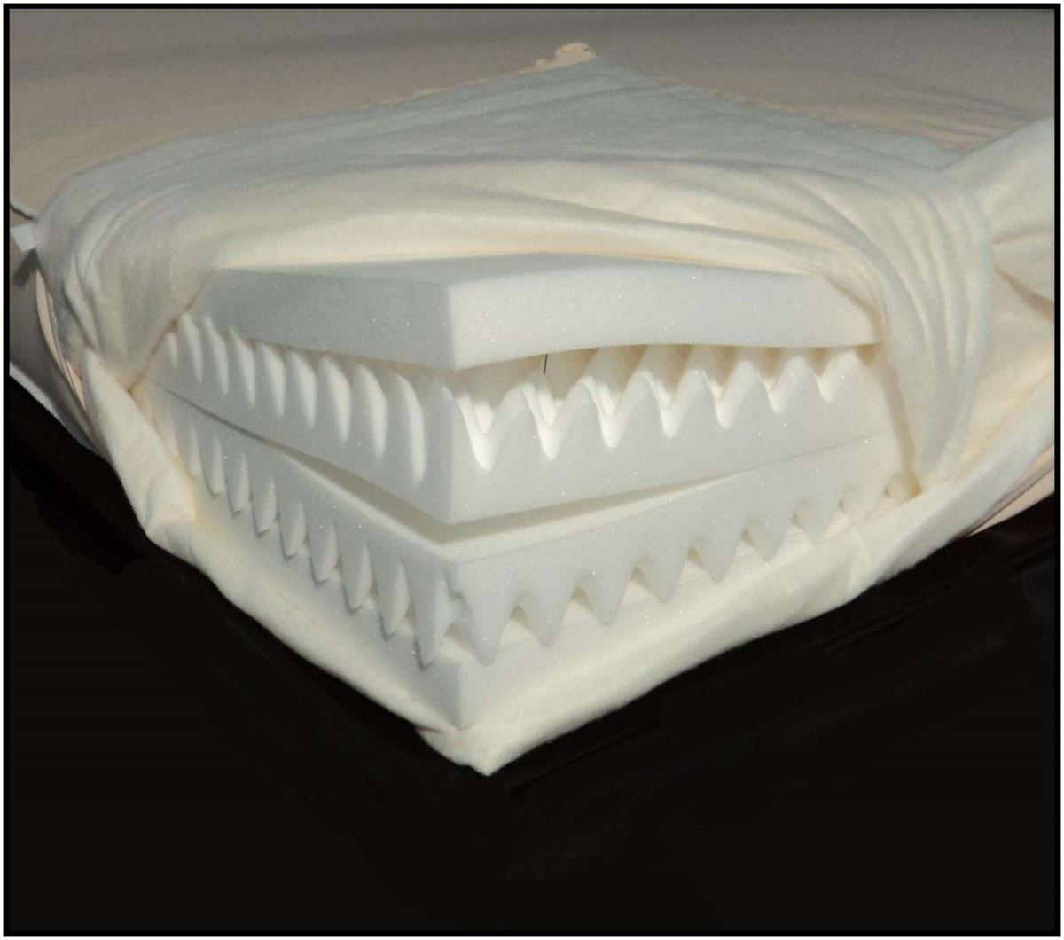 Otis Bed Moonshadow Eastern King Size Futon Mattress