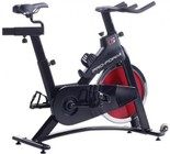 Pro-Form PFEX02914 350 SPX Upright Indoor Cycle Exercise Bike with Adjustable Height  Strap Pedals  Non-Slip Handlebars  and Water Bottle Holder