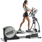 Pro-Form PFEL19914 Smart Strider 935 iFit Enabled Elliptical with Touchscreen Display  24 Resistance Levels  30 Workout Apps  iPod Music Port  CoolAire Workout Fan  Transport Wheels  and SpaceSaver Design