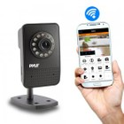 Pyle PIPCAM12 Wireless Digital IP Camera, Black