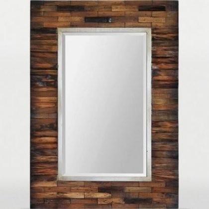 Ren-Wil MT1436 30x42 Pretoria with MDF + PEAR Wood + Mirror Frame in ...