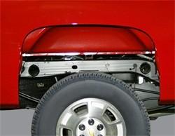 Rugged Liner WWGMC07 Rear Wheel Well Inner Liners for GMC Sierra 1500//2500//3500