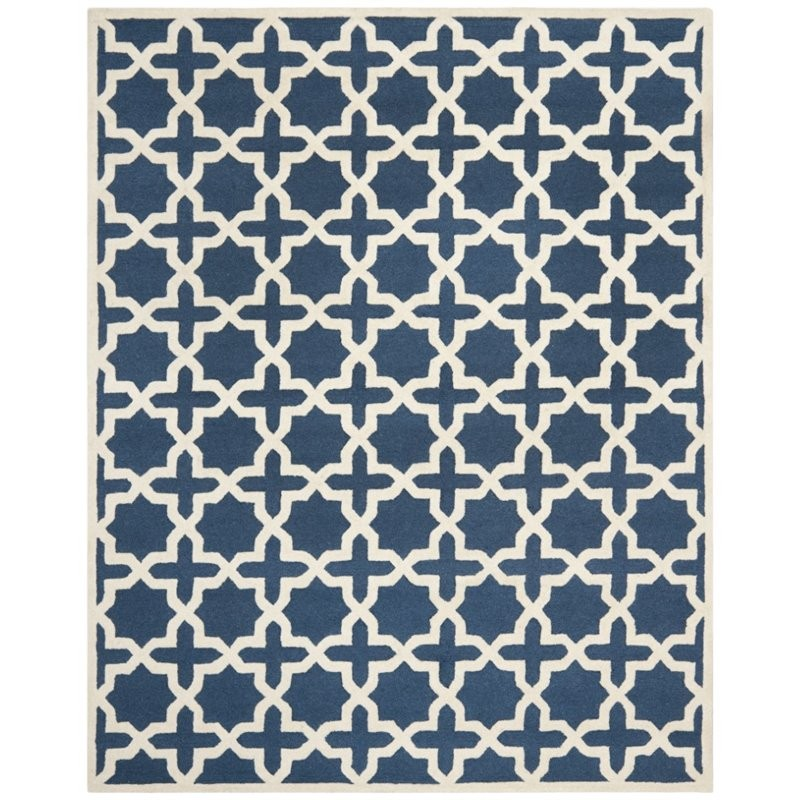 Safavieh Cambridge 2 6 Quot X 6 Hand Tufted Wool Rug