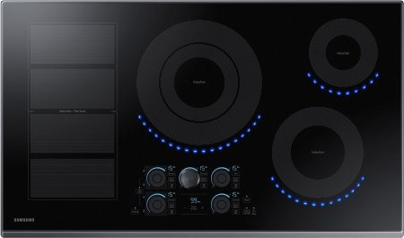 Nz36k7880us 36 Quot Induction Cooktop With Induction Flex Zone