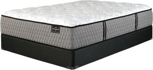 Sierra Sleep Mt Rogers Ltd Plush Collection M83741-M80X42 King Mattress Set with Mattress and 2-Piece Foundation