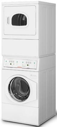 Speed Queen Ltee5asp155tw01 27 Quot Commercial Stacked Washer
