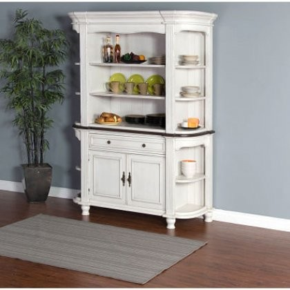 Sunny Designs Bourbon Country Collection 1956fc 61 Quot Hutch