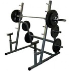 Valor Athletics BD-6 Squat/Bench Combo in Pewter