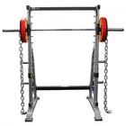Valor Athletics BE-11 Smith Machine in Pewter/Black