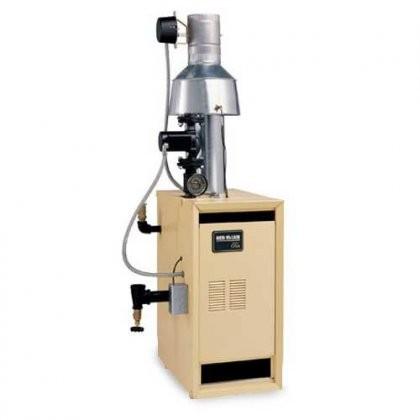 Weil Mclain 381-357-800 38 000 BTU Output Natural Gas Boiler With ...