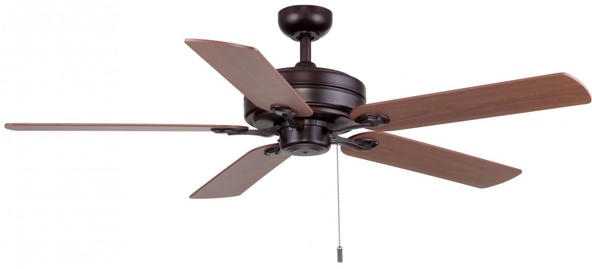 Wind River Chapman Oiled Bronze 52 Inch Ceiling Fan