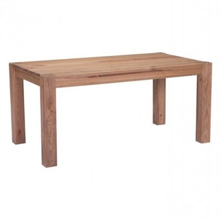 Zuo 100439 Lexington 65 Quot Dining Table With Tapered Legs