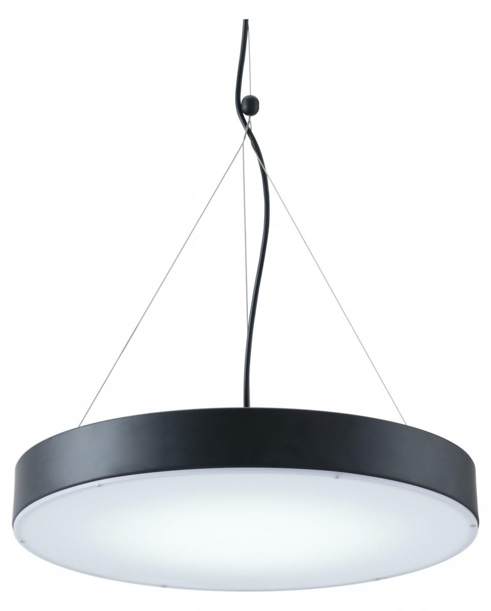 Zuo Modern Apricot Matte Black Ceiling Lamp